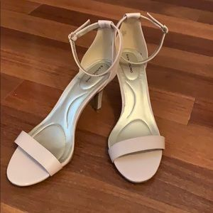 Bandolino Madia Dress Sandal in Dusty Pink